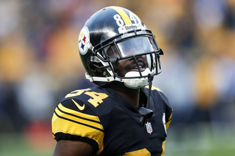 722fa874426 Antonio Brown Rumors  No Friday Trade Deadline  Steelers