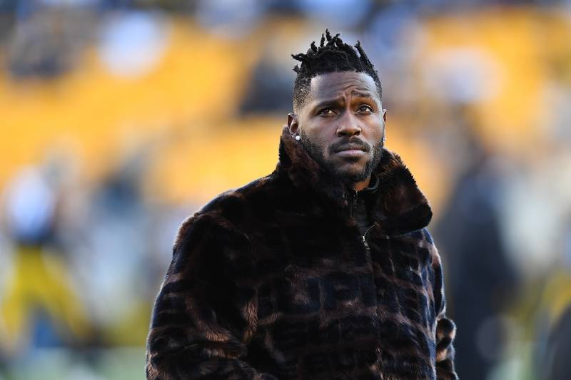 Projected Bills Starters After Reported Antonio Brown Trade