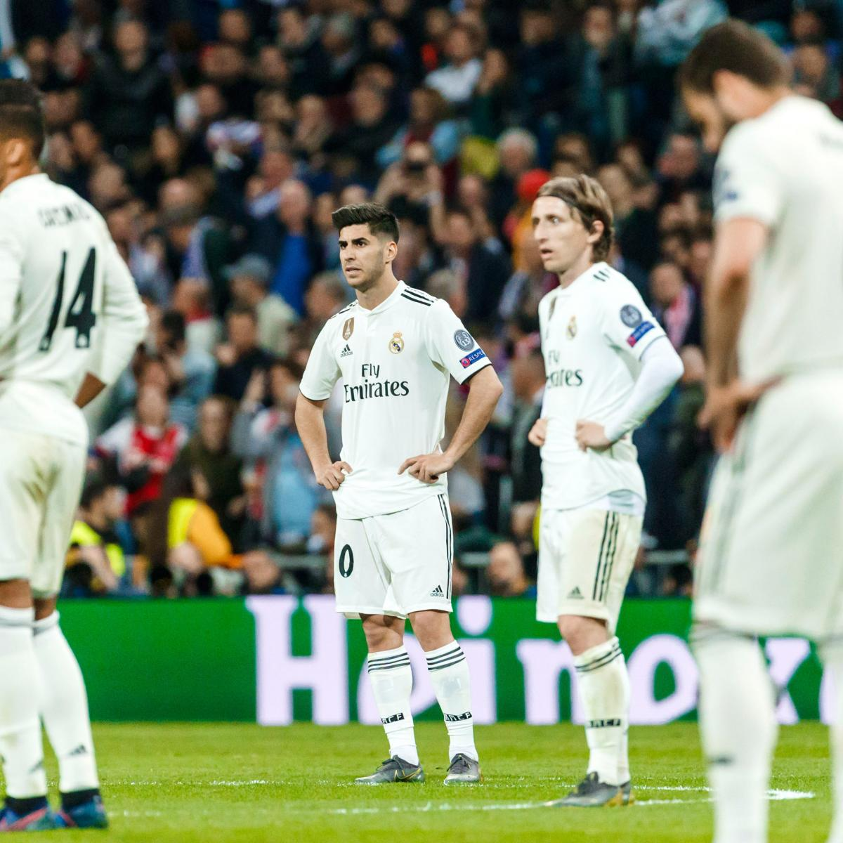 Champions League 2019 Live Stream Odds For Tuesday S: Real Valladolid Vs. Real Madrid: Odds, Preview, Live