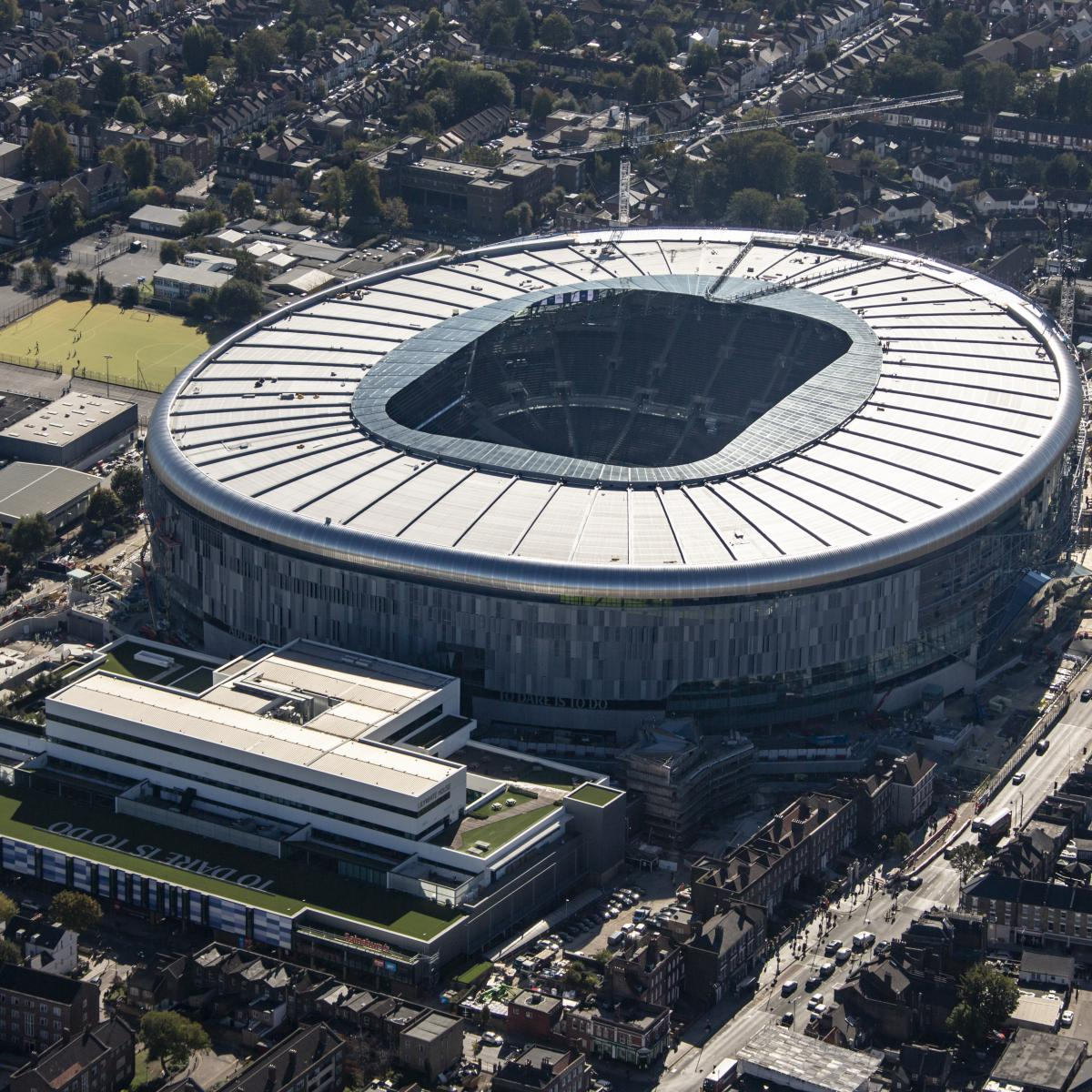 Tottenham Hotspur Ticket Office: Tottenham Announce 1st Match In New Stadium Will Be Played
