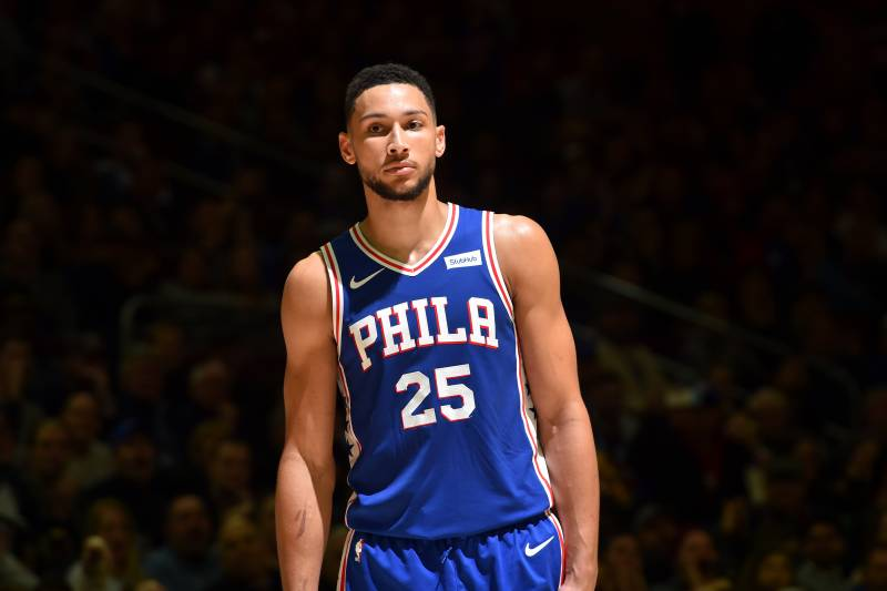 huge discount 44ba9 f8d84 Kobe Bryant  Ben Simmons Dominating NBA with No Jump Shot Is  Astonishing