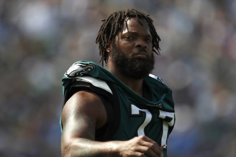 online store 9433c 698f1 Michael Bennett Reportedly Traded to Patriots from Eagles ...