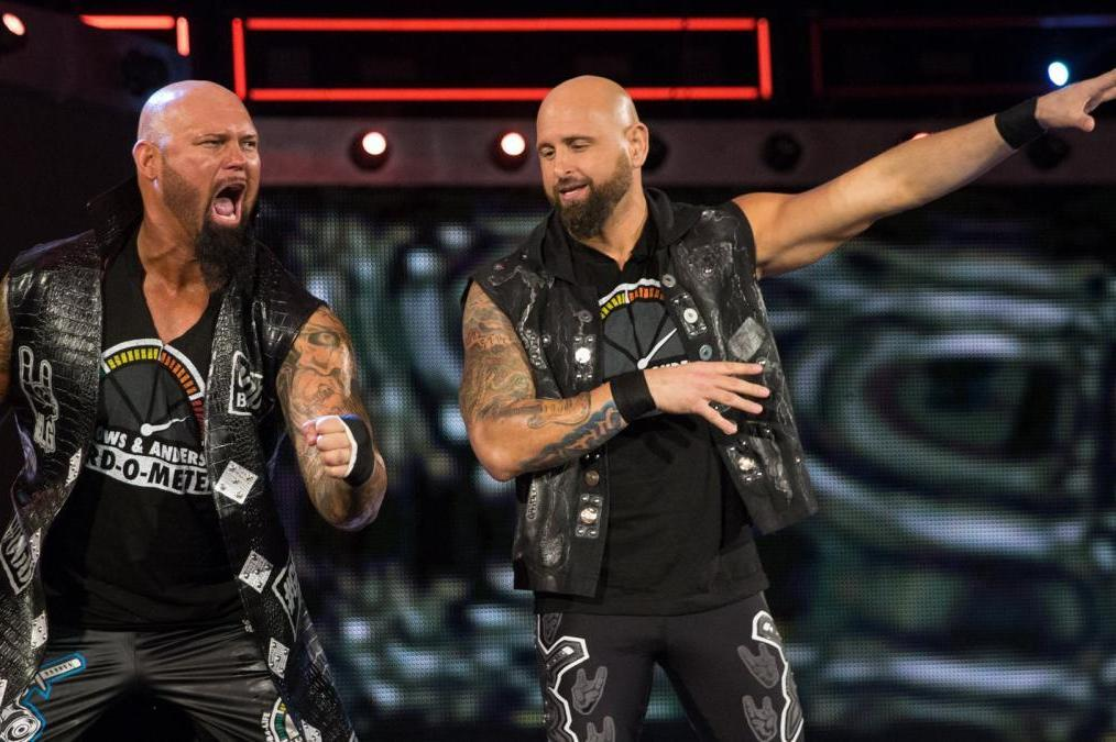 Wwe Rumors Luke Gallows Karl Anderson To Leave After