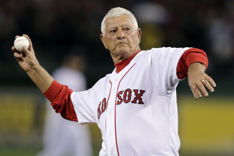 Red Sox Legend Carl Yastrzemski 'Glad' He Never Had to Face Chris Sale