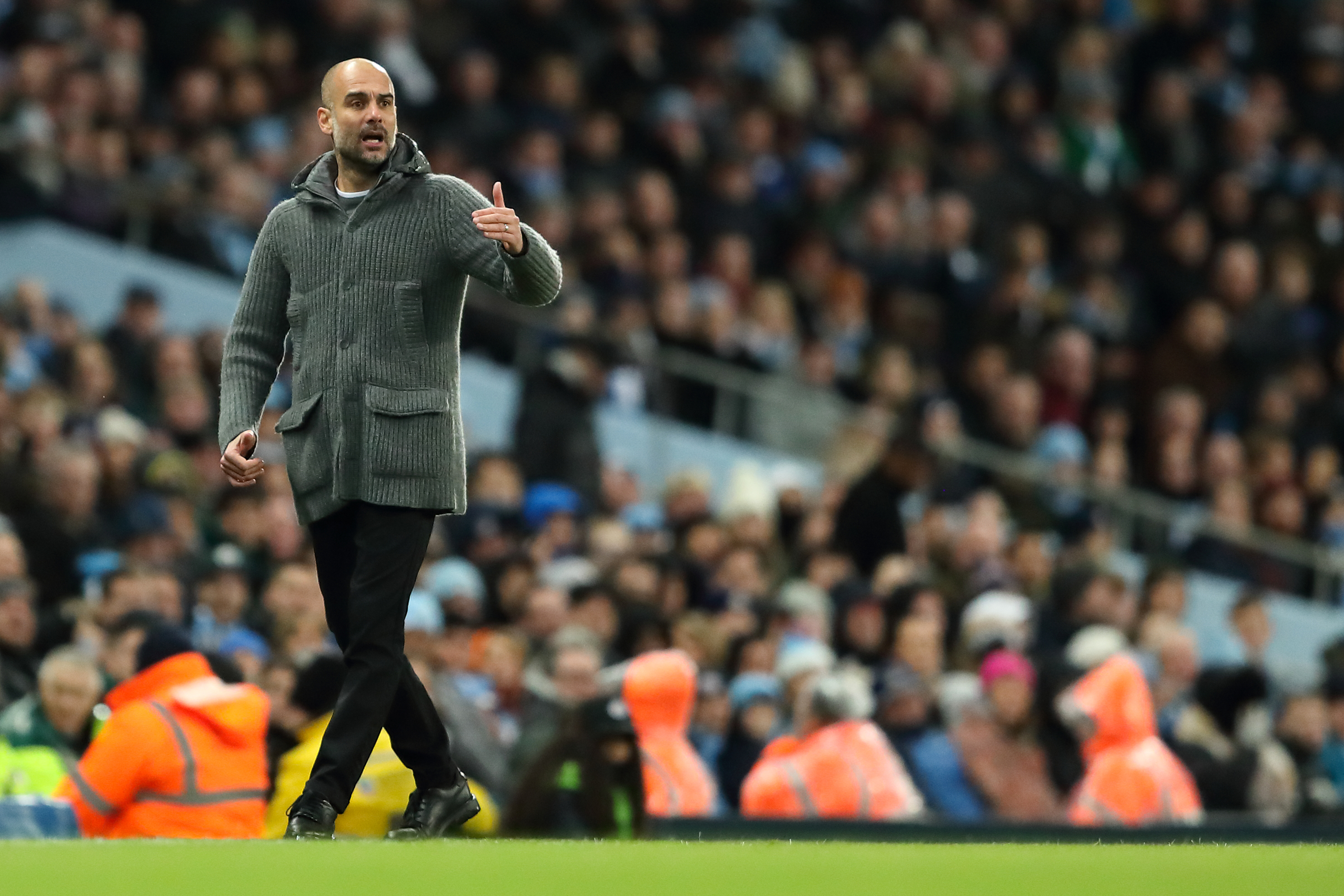 Pep Guardiola Dismisses Juventus Speculation, Won't Leave