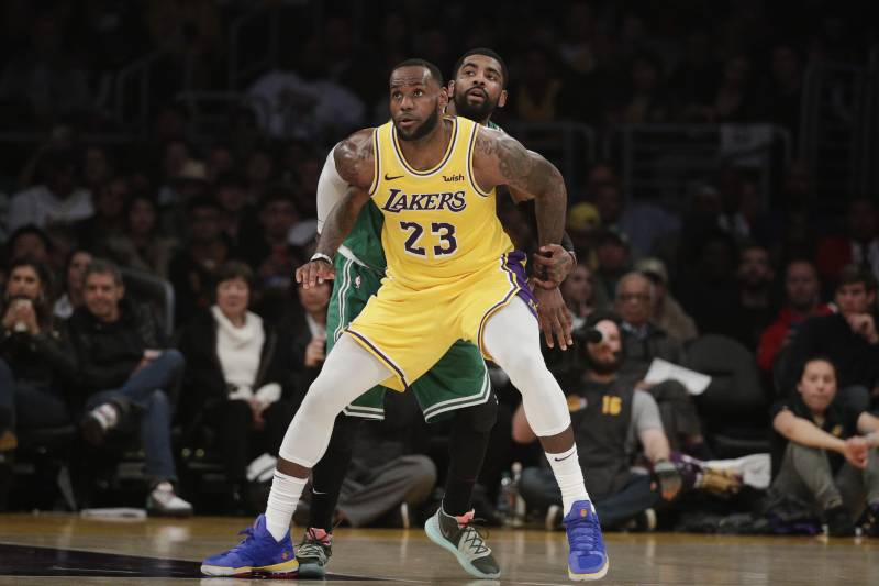 bb35351411a Jeff Van Gundy  LeBron James Trade Needs to Be Explored by Lakers in  Offseason