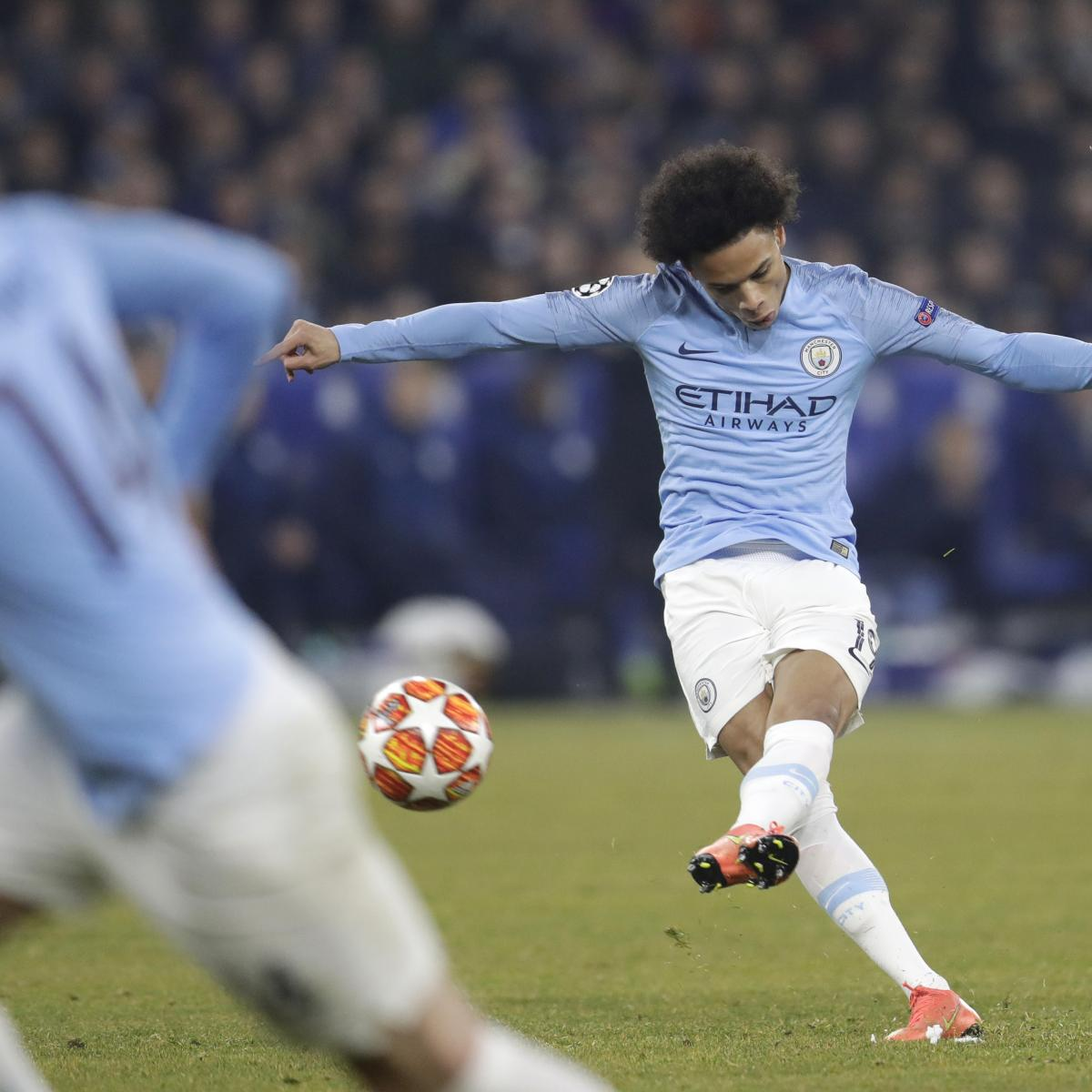 Champions League 2019 Round Of 16 Leg 2 Live Stream Tv: Manchester City Vs. Schalke: How To Watch, Schedule, Odds