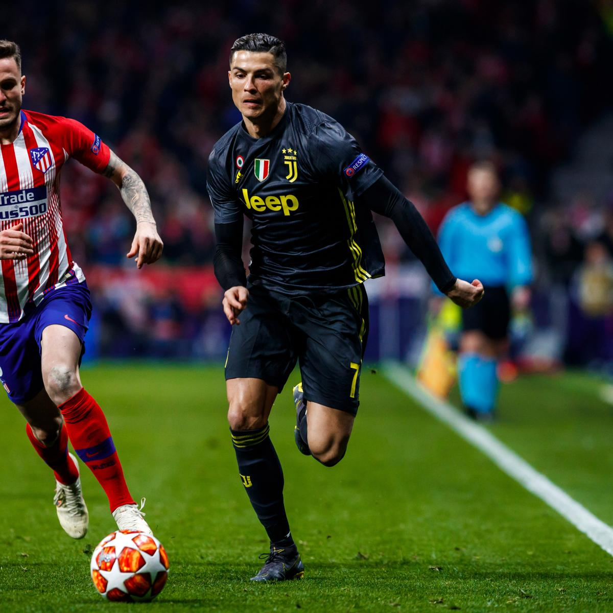 Champions League 2019 Round Of 16 Leg 2 Live Stream Tv: Champions League 2019: Tuesday Odds, Live Stream For Round