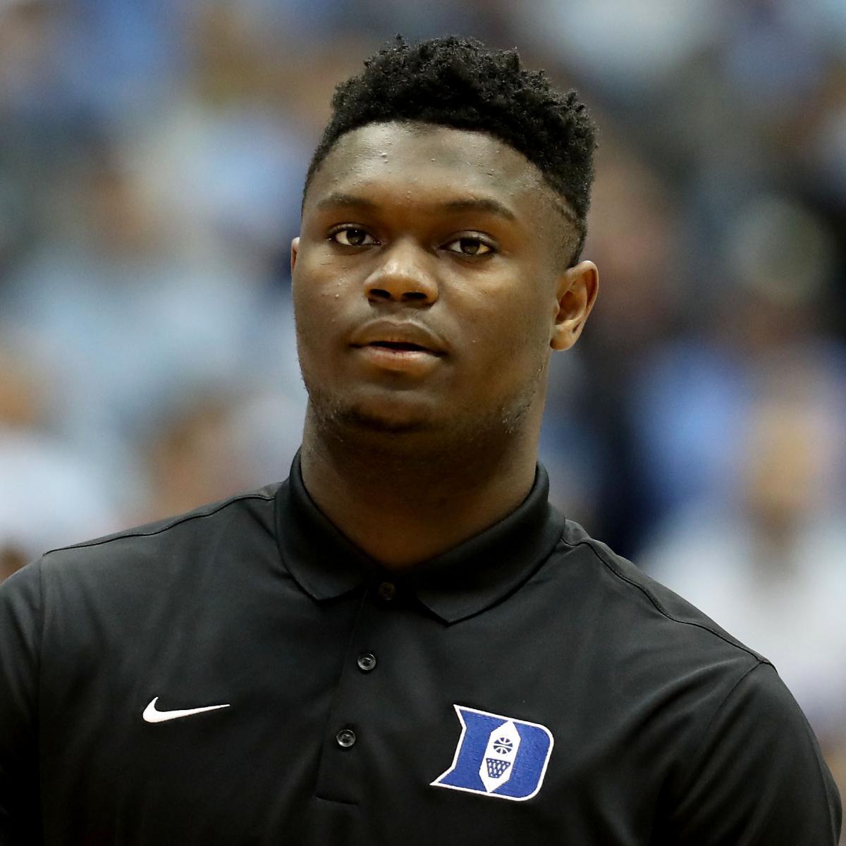 Duke's Zion Williamson Named 2019 ACC Player and Freshman ...