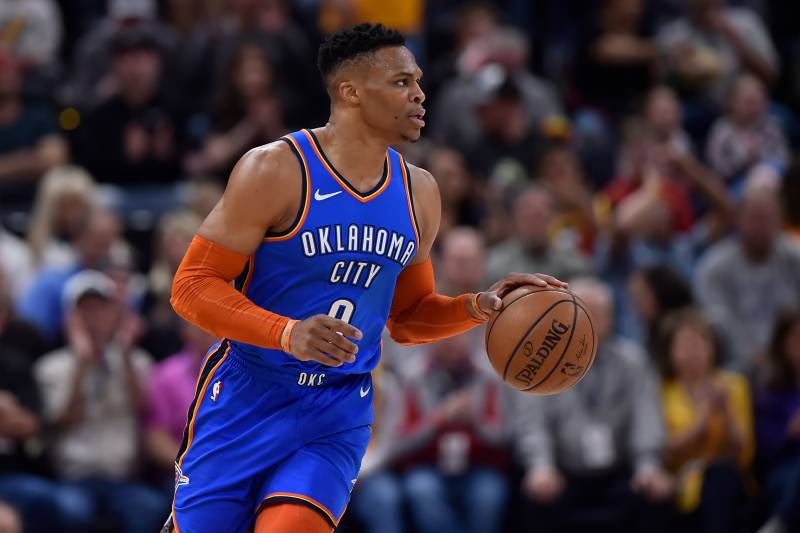 d150e3a7be46 Video  Russell Westbrook Tells Jazz Fans  I ll F--k You Up. You and Your  Wife