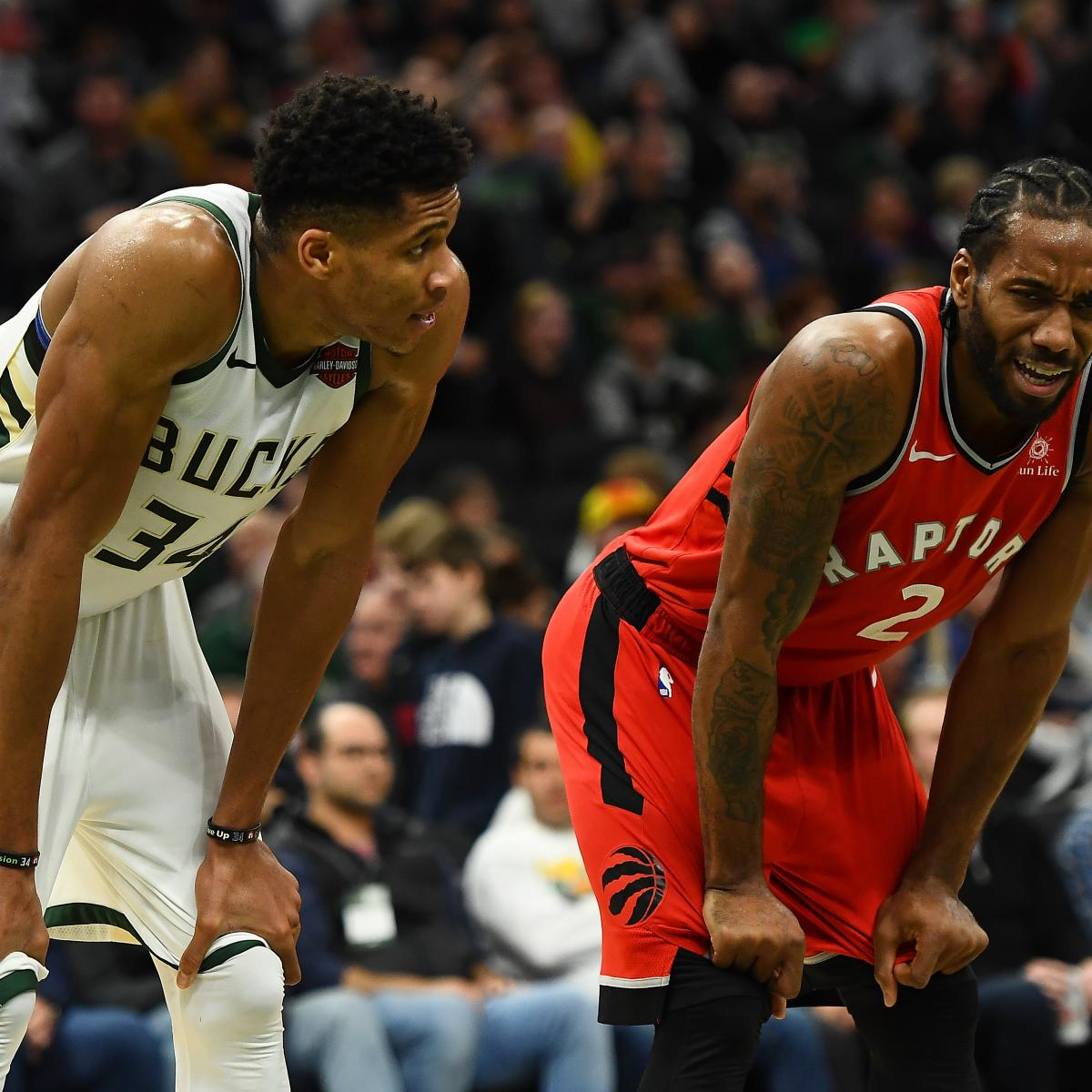 NBA Playoff Standings 2019: Latest Power Rankings And