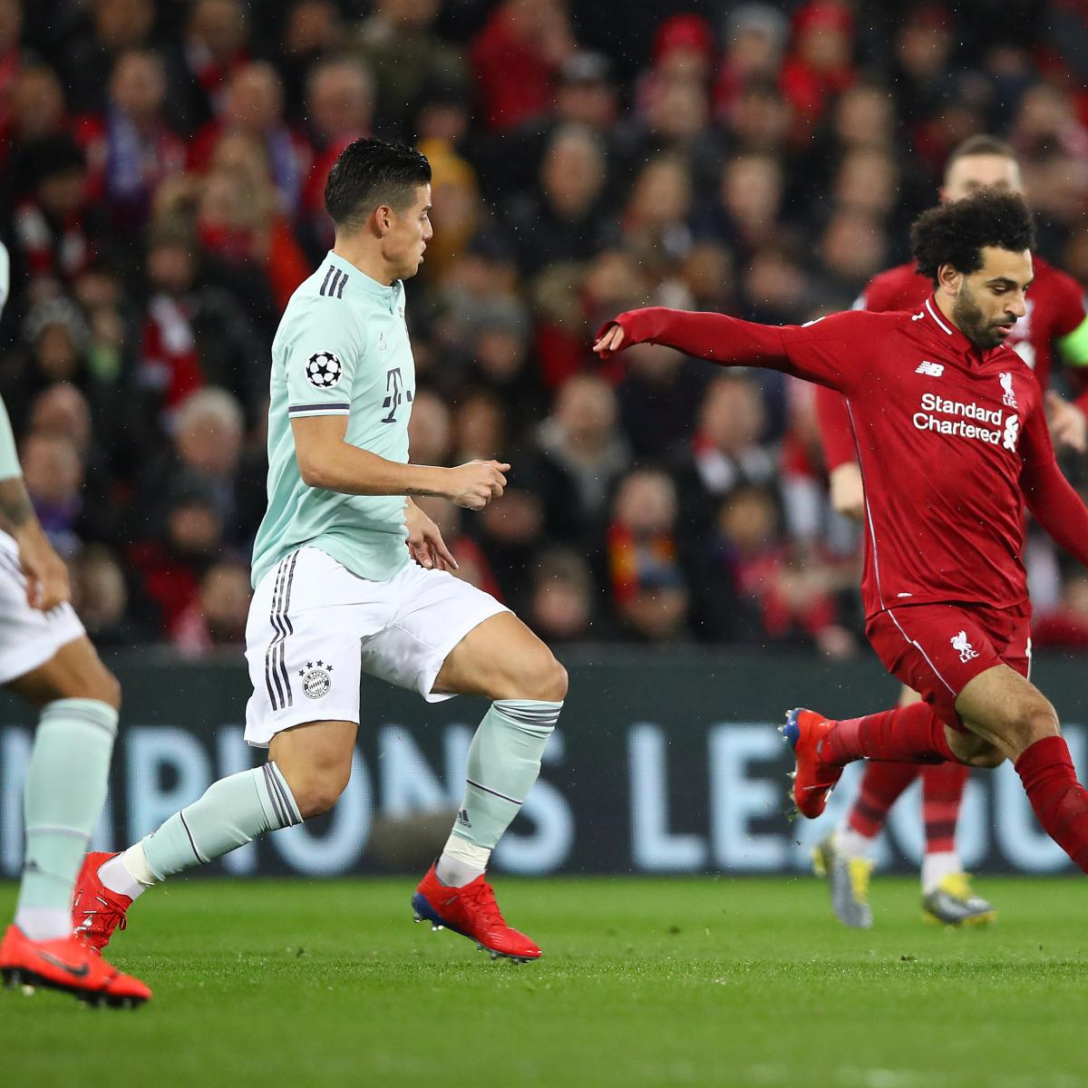 Uefa Champions League Round Of: Champions League 2019: Wednesday Live Stream, Odds For