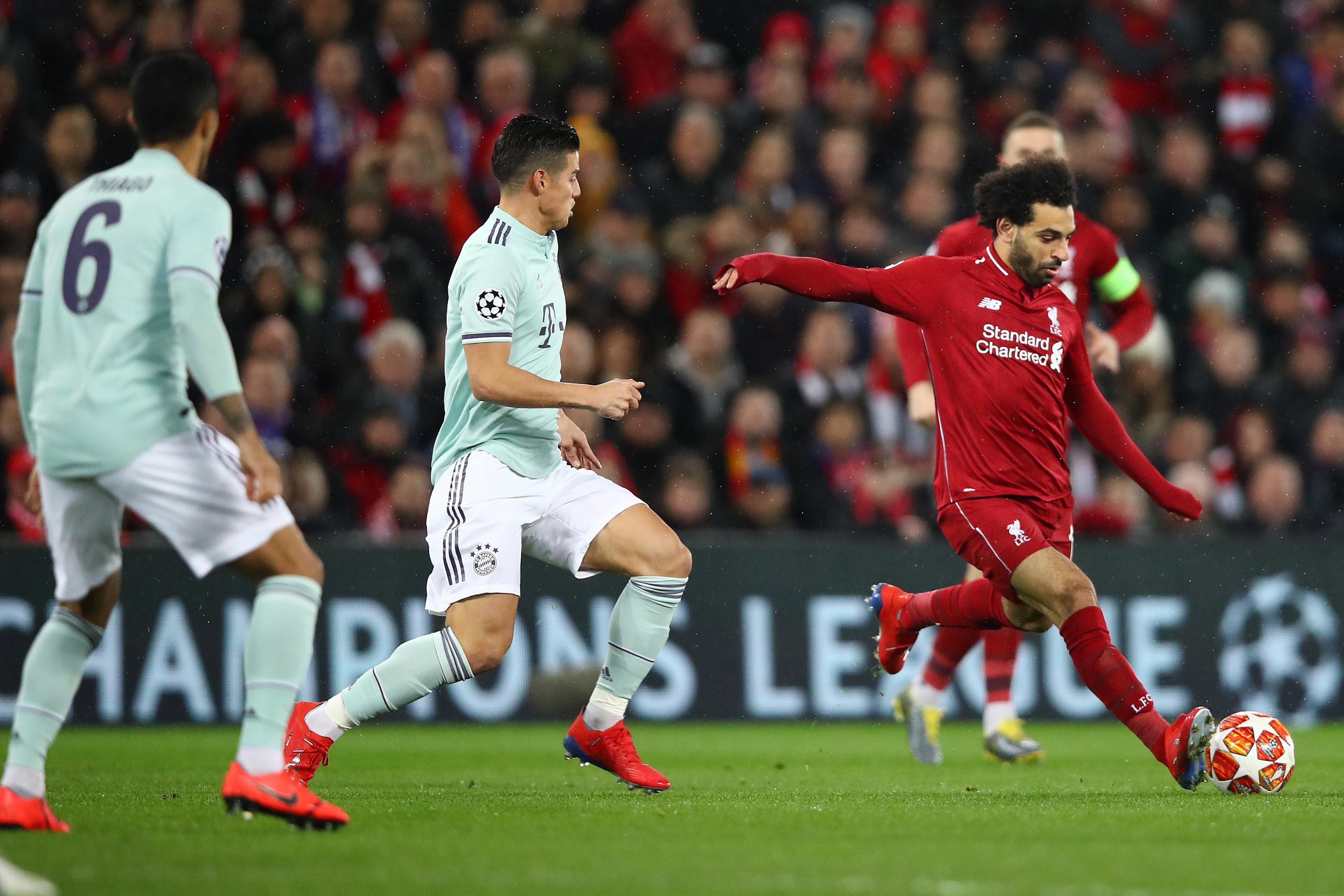 Liverpool vs bayern live stream