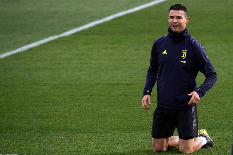 2e4e5696 Cristiano Ronaldo Praises Quality of Serie A, Says He Doesn't Miss Real  Madrid