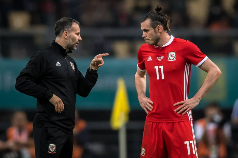 the latest 8a83a 046d0 Gareth Bale Will Survive Real Madrid Adversity, Says Ryan ...
