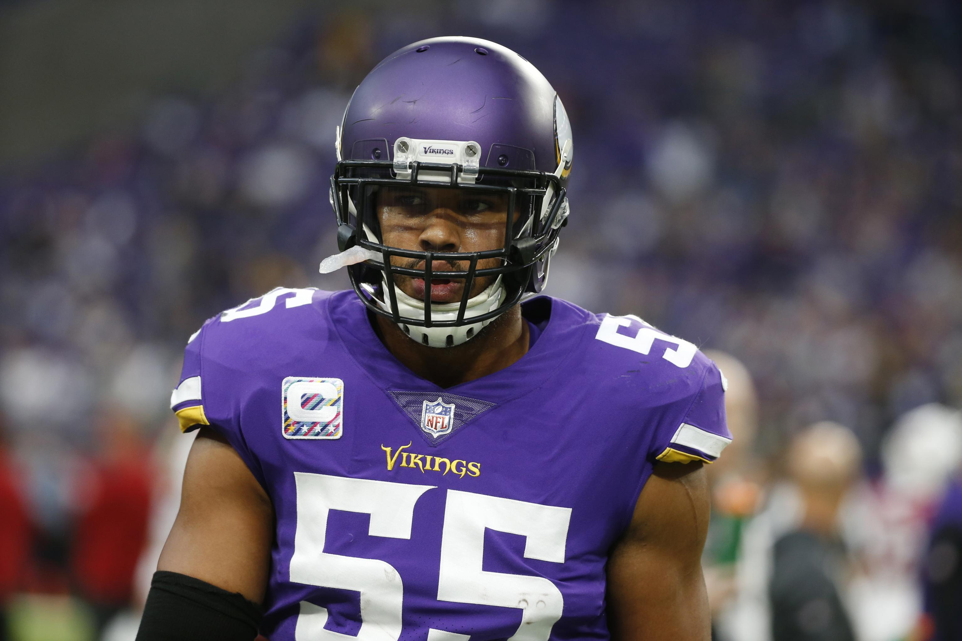 deb840df Anthony Barr Rumors: LB to Sign 5-Year, $67.5M Vikings Contract ...