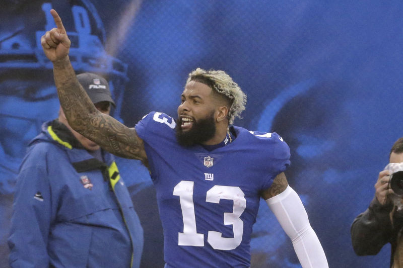 The Browns Finally Are Super Bowl Contenders After Landing Odell Beckham Jr.