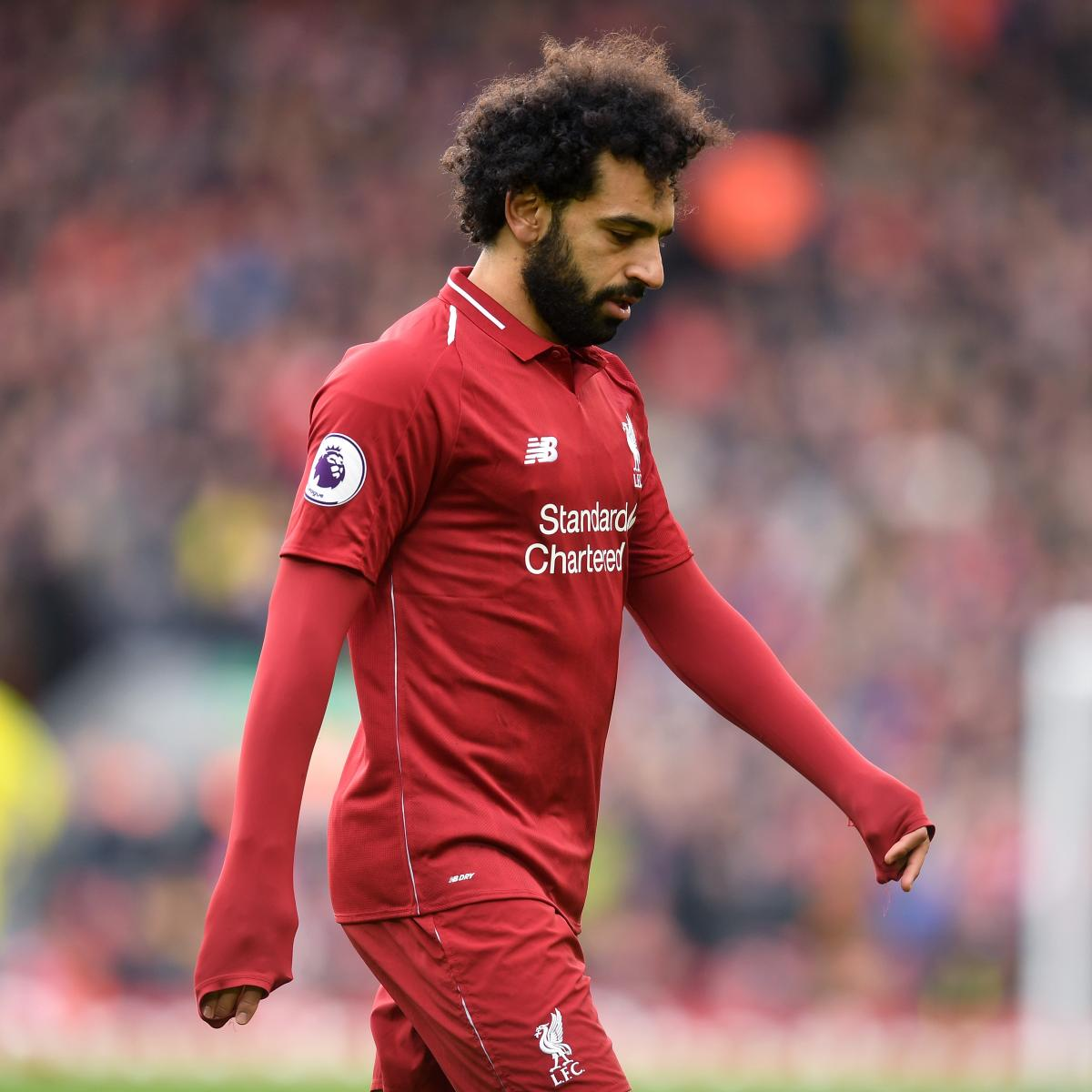 Manuel Neuer Says Mohamed Salah's Liverpool Form 'Doesn't ...