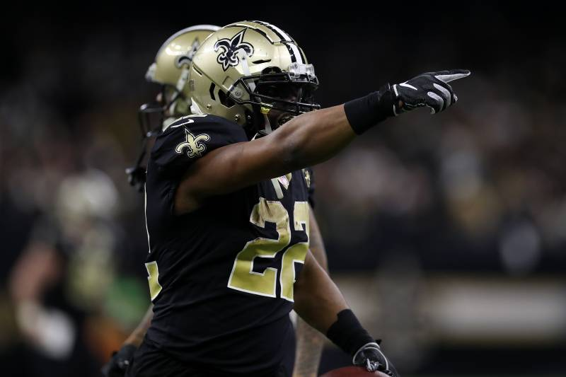 on sale 46de2 1e34d Mark Ingram Rumors: Latest Buzz on Saints, Ravens Ahead of ...