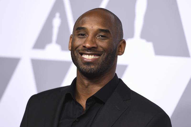 outlet store a0285 c97dc Kobe Bryant arrives at the 90th Academy Awards Nominees Luncheon at The  Beverly Hilton hotel on