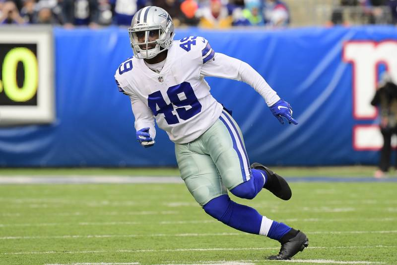 new styles 726d8 c4d50 Cowboys Reportedly Re-Sign Fullback Jamize Olawale to New ...