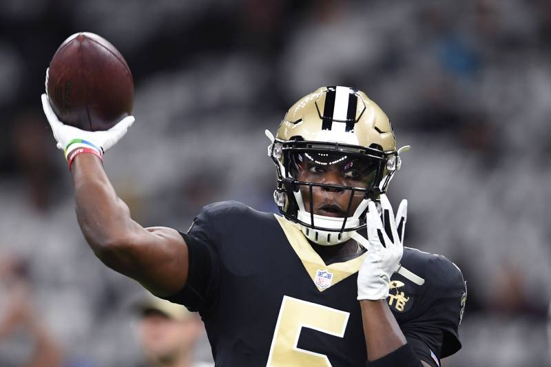 Teddy Bridgewater Saints Agree To 1 Year 7 2m Contract