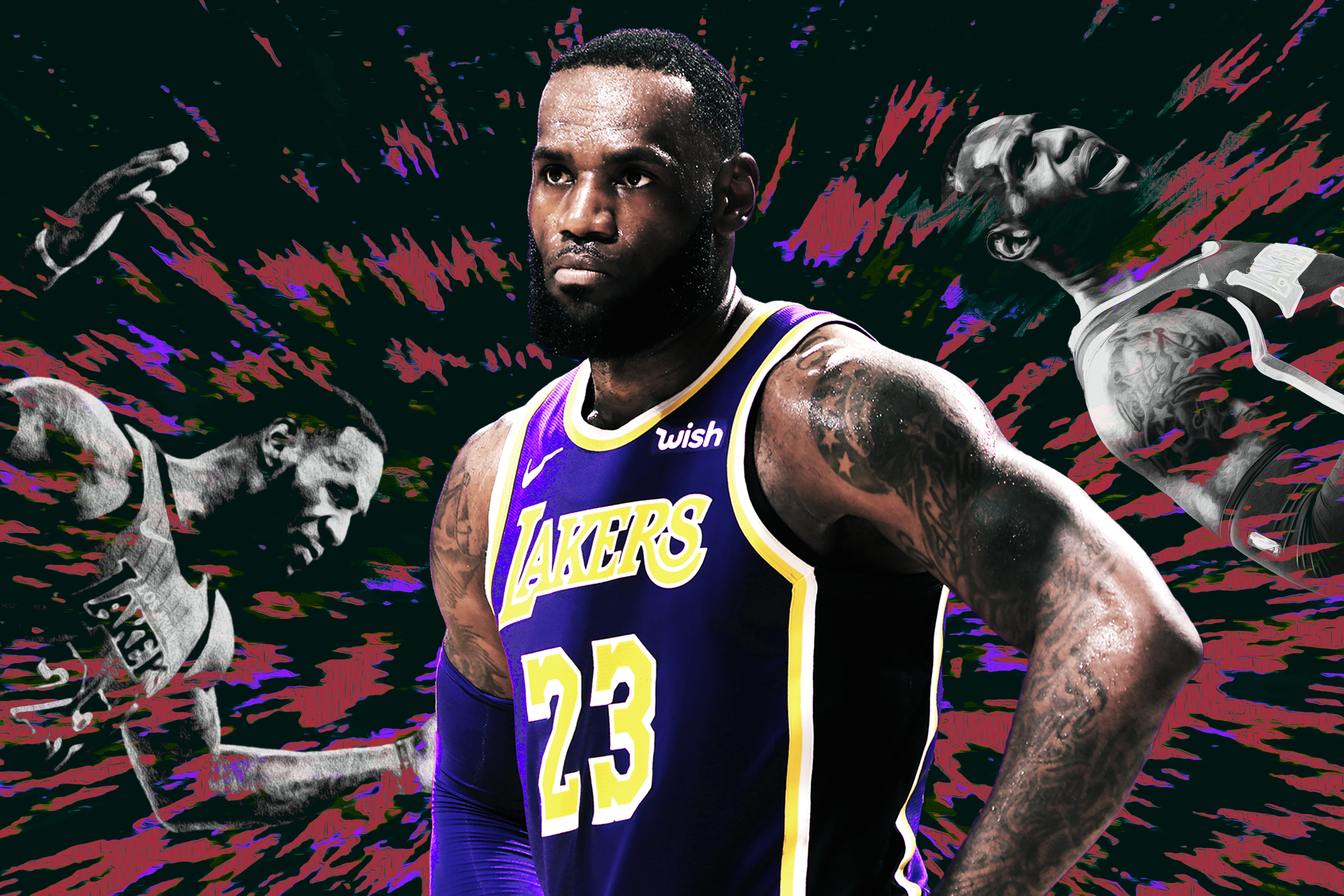16899e01eac What Could the Lakers Get for LeBron  Not as Much as You Think ...