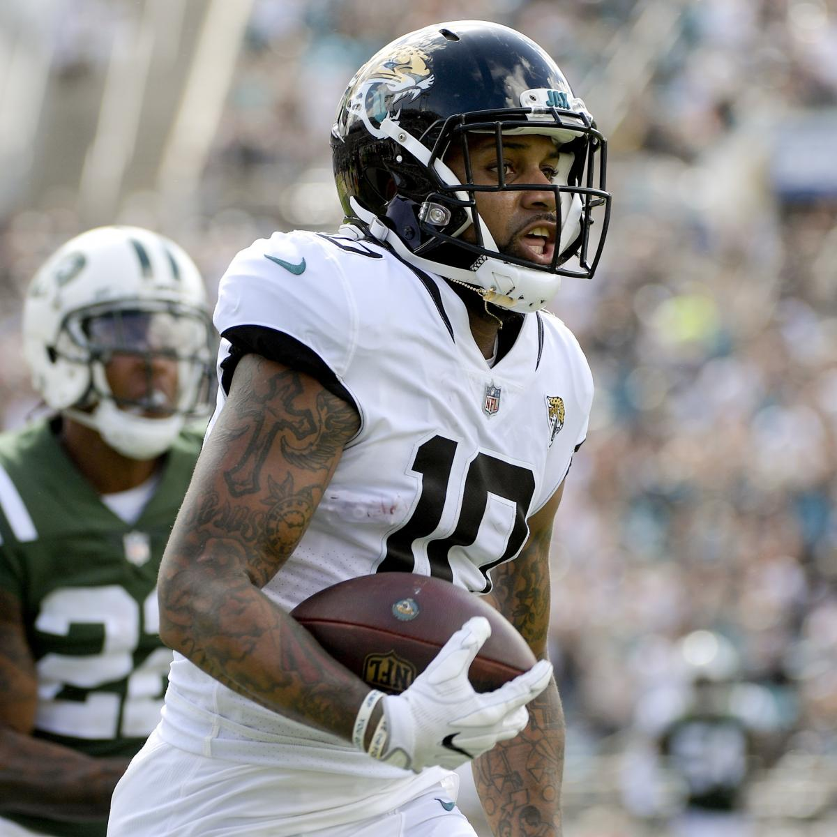 f311561cac6 Steelers Rumors  WR Donte Moncrief Agrees to 2-Year Contract with ...