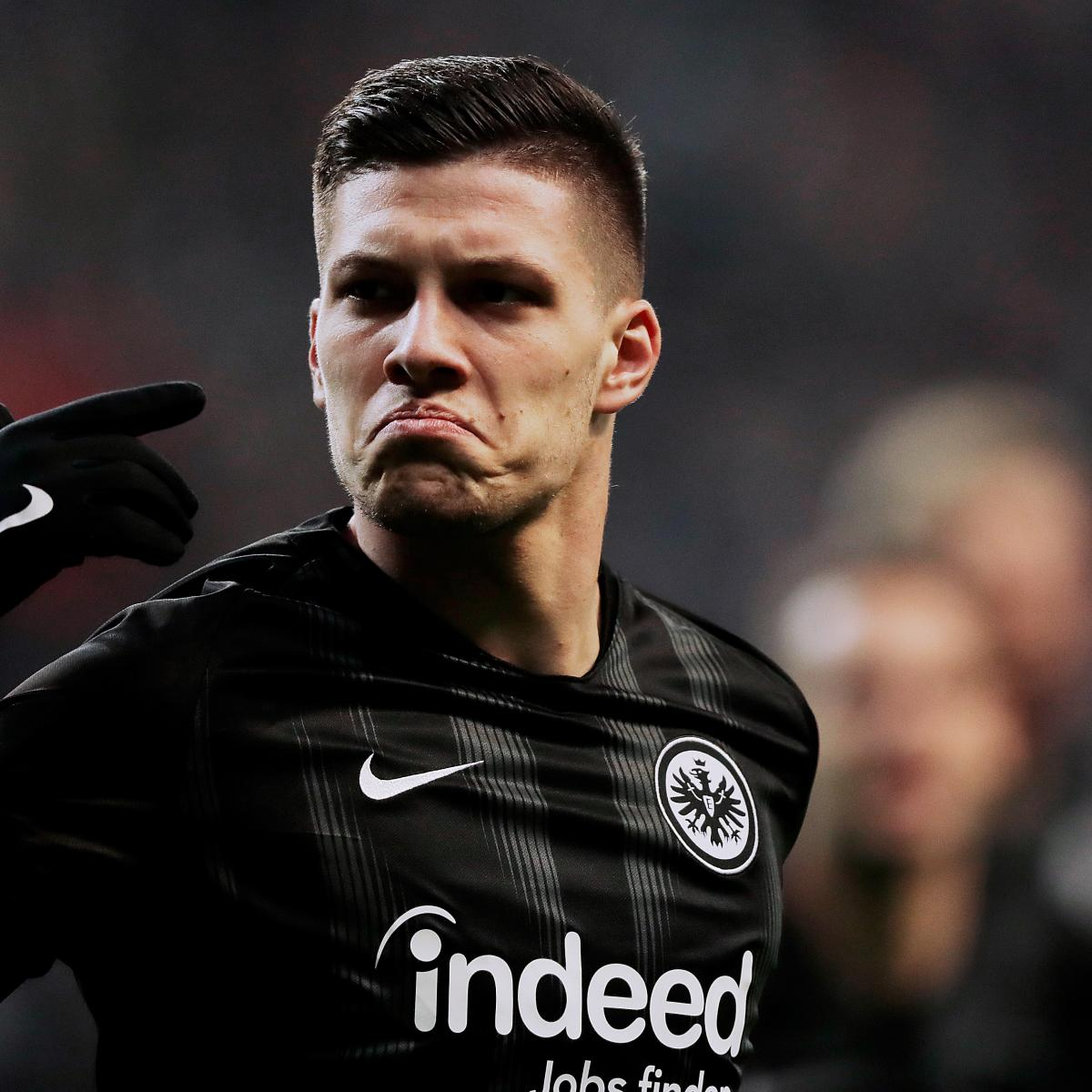 Luka Jovic: From Doughnut-Guzzling Teen to One of Europe's ...