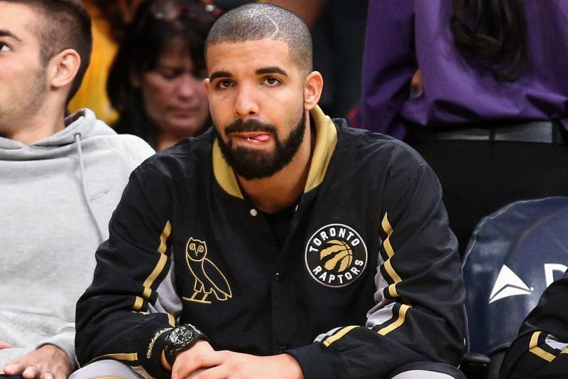 huge discount 0df81 03468 Video: Watch Drake, Raptors Reveal OVO Athletic Centre ...