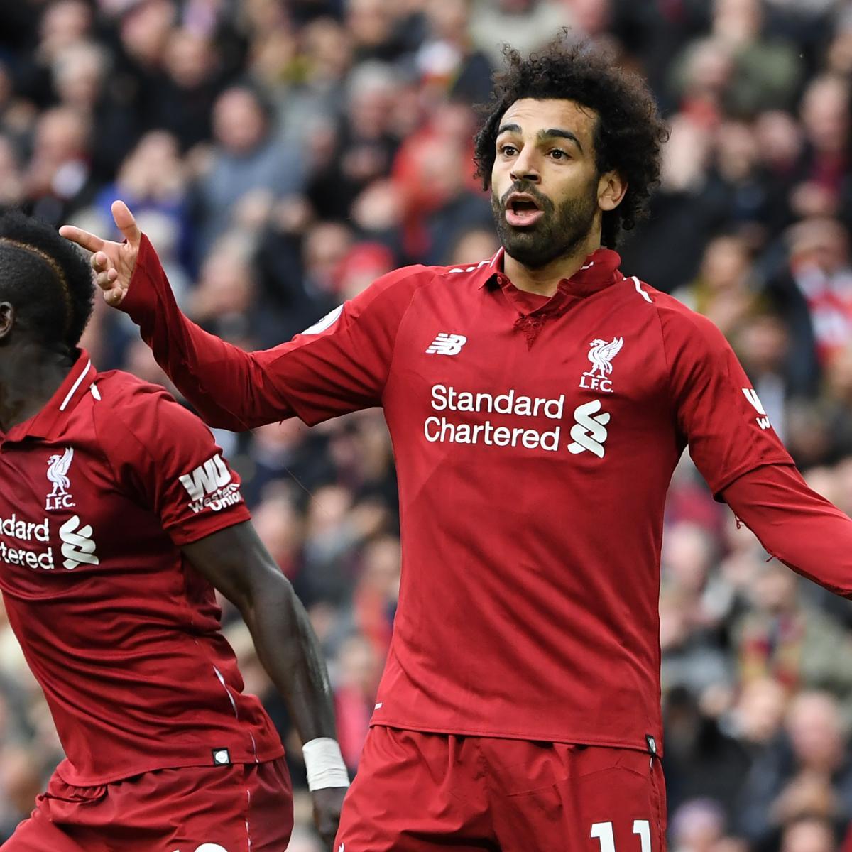 Champions League 2019 Round Of 16 Leg 2 Live Stream Tv: Premier League Week 31 Fixtures: EPL TV Schedule, Live