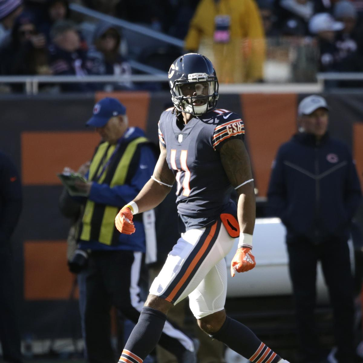 58477733051 Cardinals Rumors: Ex-Bears WR Kevin White Expected to Sign Contract with  Arizona | Bleacher Report | Latest News, Videos and Highlights