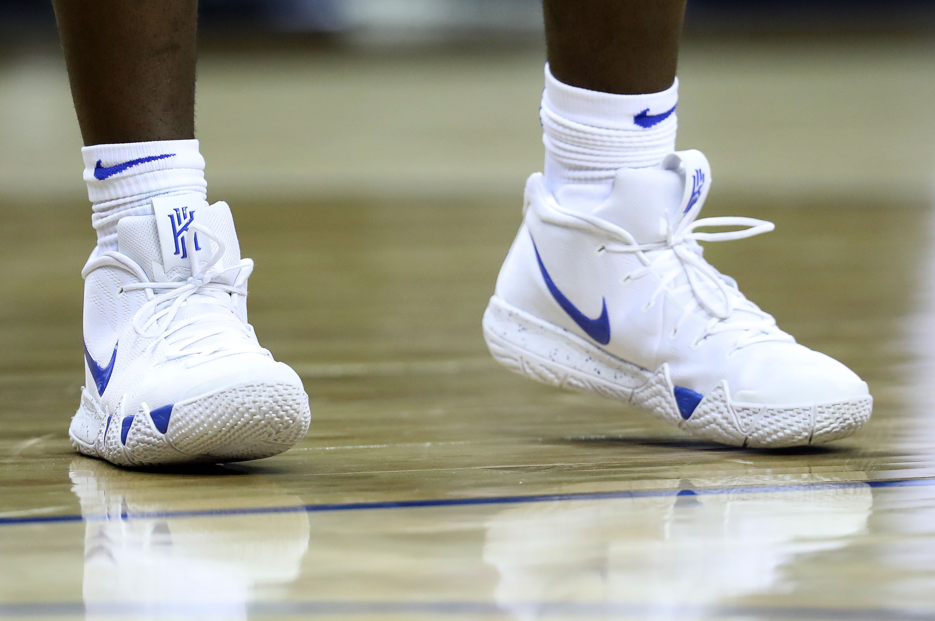5dbe9f82d9d29a Mike Krzyzewski  Nike s Top People Oversaw Making of Zion Williamson s New  Shoes