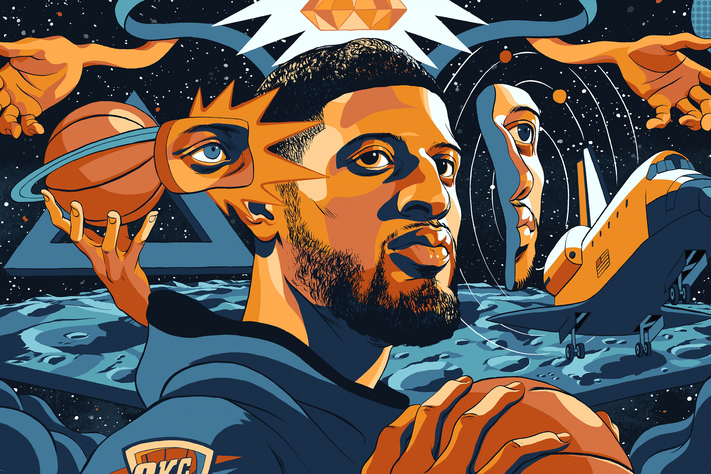 Cool Russell Westbrook Wallpaper Cartoon - Wallpaper HD New