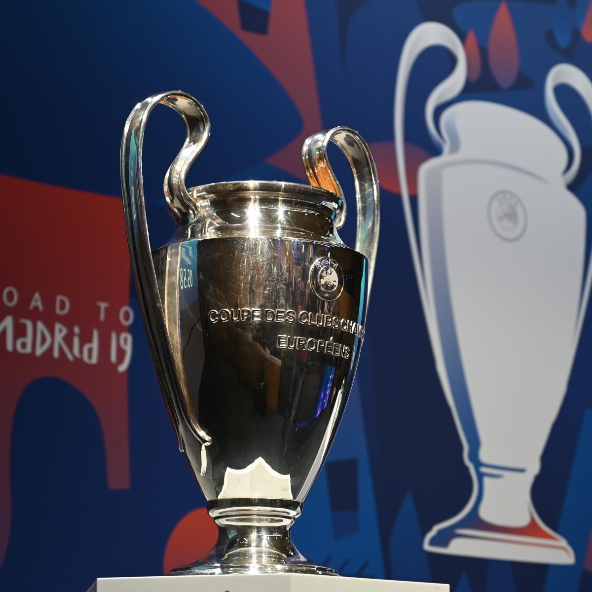 Champions League Draw 2018-19: Dates, Schedule Of Quarter