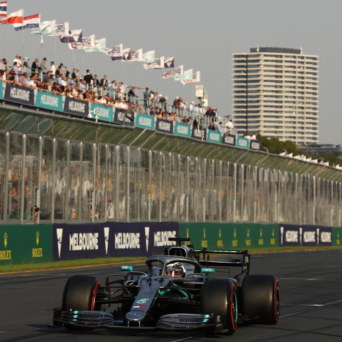 Australian F1 Grand Prix 2019 Qualifying: Saturday's