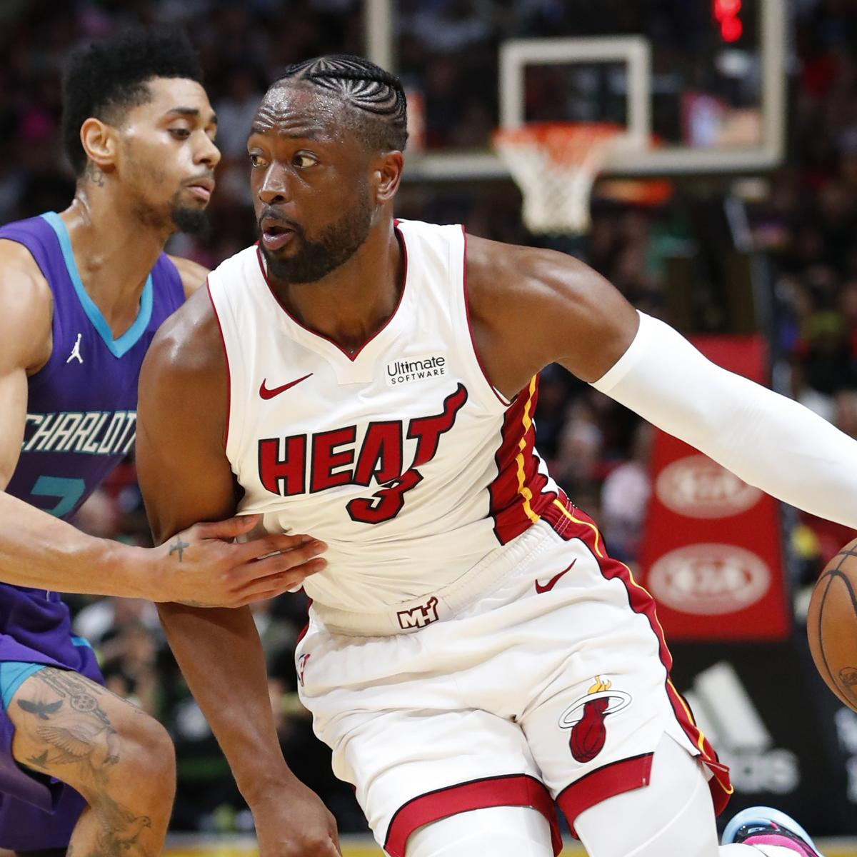NBA Playoffs 2019: Latest Postseason Odds And Standings