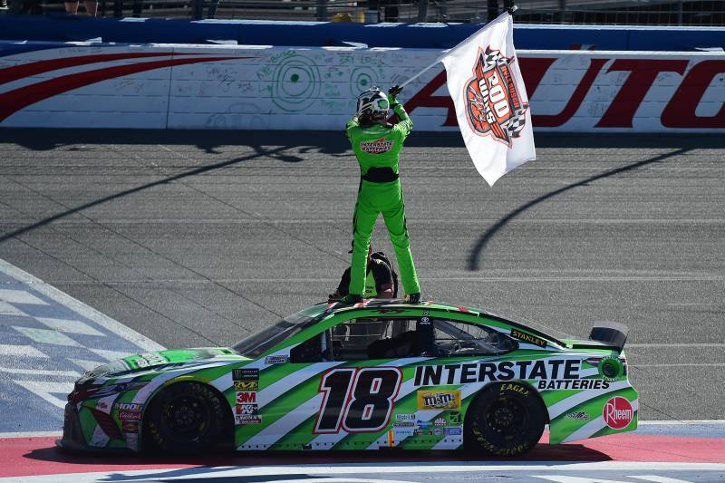 NASCAR at California 2019 Results: Kyle Busch Earns 200th Career Win
