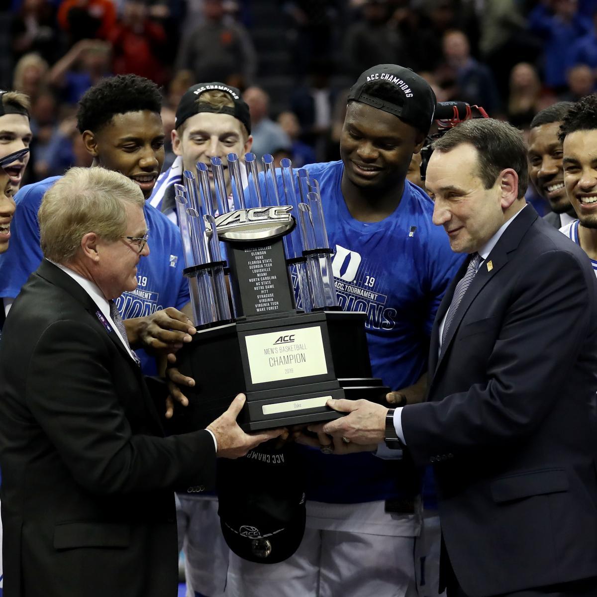 Printable NCAA Tournament Bracket 2019: Easy-to-Print