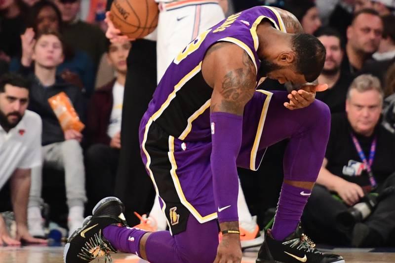 40801303354d Lakers News  LeBron James Talks Mario Hezonja Block