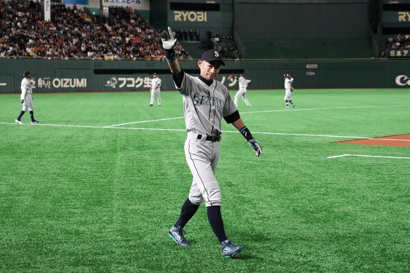 How 45-Year-Old Ichiro Suzuki's Star Power Changed MLB Forever