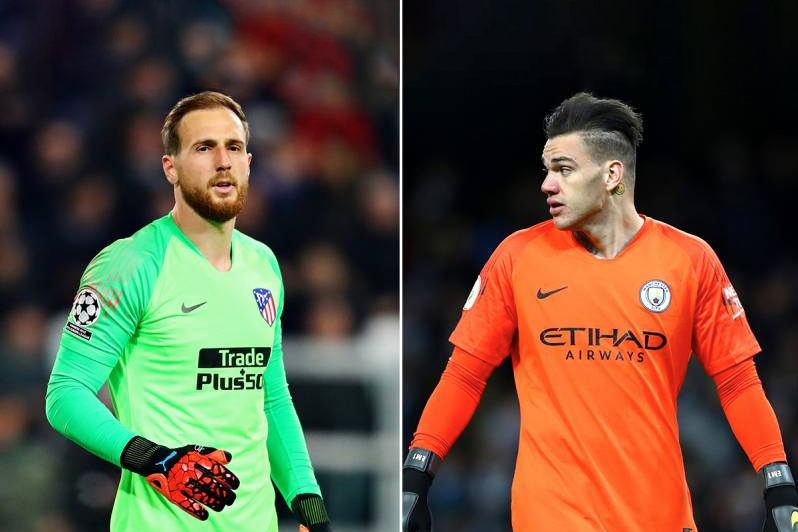 a7767b43e When Jan Oblak and Ederson Both Played for the Same Portuguese Team ...