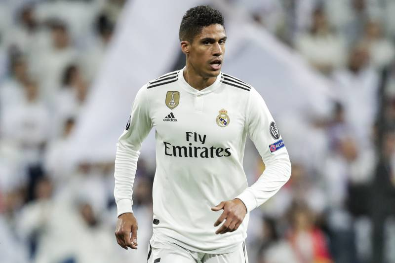 Report Raphael Varane Considering Real Madrid Exit Amid Man