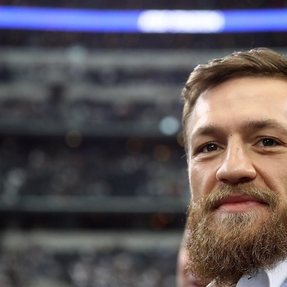 """UFC star Conor McGregor believes """"special man"""" Ole Gunnar Solskjaer should be made Manchester United's next permanent manager..."""