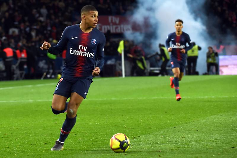 9ee901237 Kylian Mbappe More Valuable Than Messi, Ronaldo and Neymar, Says Jose  Mourinho