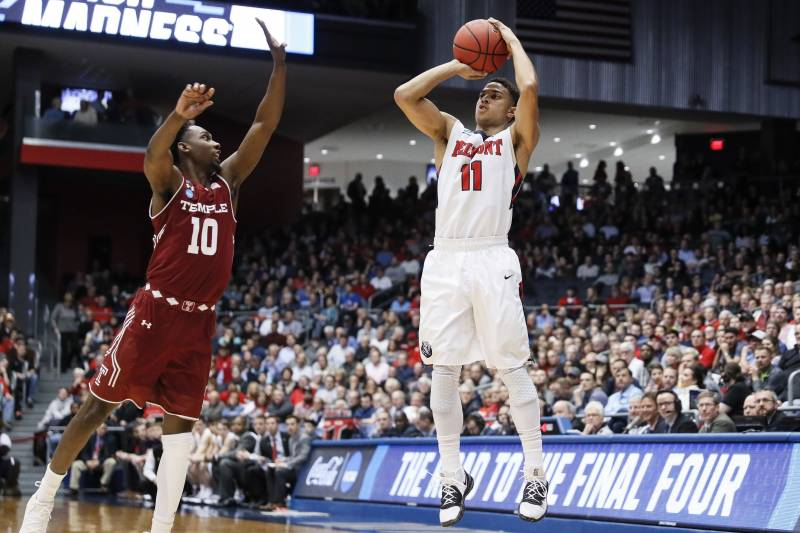 Belmont vs  No  6 Maryland Set for Round 1 After Win vs