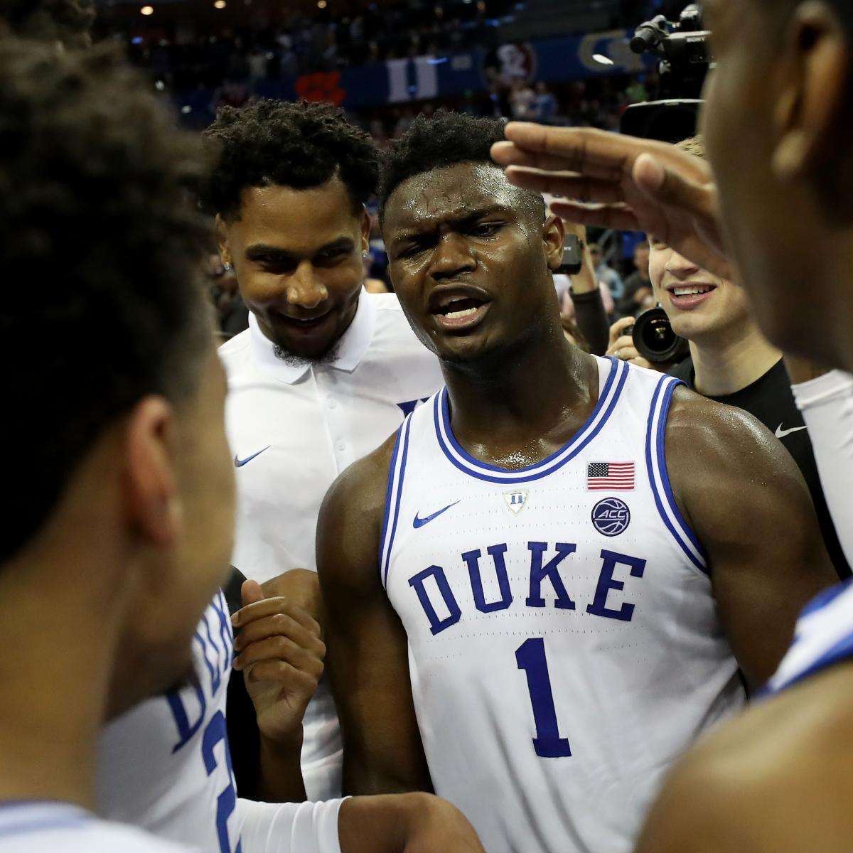 Printable NCAA Bracket 2019: Blank Downloadable Region-by ...