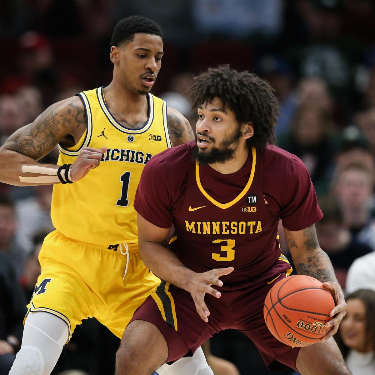 March Madness Bracket 2019: Complete 1st-Round Picks For