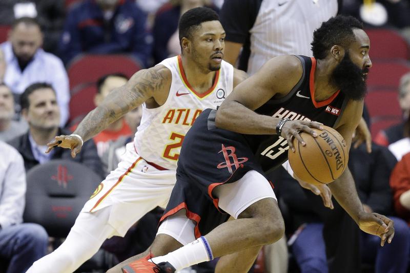 2af0ae9cf3fa Flipboard  NBA  James Harden nets 44 points in Rockets  win over ...