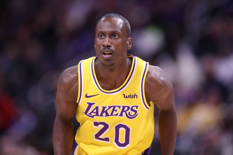 fdf0e6414dd Lakers Rumors  Andre Ingram s 10-Day Contract with LA Won t Be ...